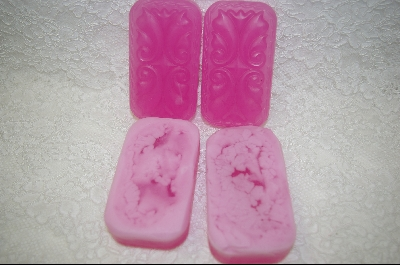 "Two Tone Light Pink ""AMAZING GRACE TYPE SCENT"" Soaps"