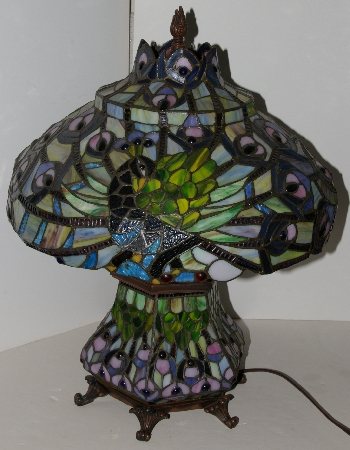 Popular Collectible Home Decor Items: Tiffany Style Stained Glass Lamps &  Home Accents