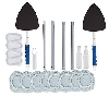 "**MBAMG #019-3890   ""Glass Wizard 16-Piece Cleaning Kit With Extension Pole"""