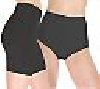 "MBAMG #T06-220  ""Spanx Black Set Of 2 Hide & Sleek / Sleek Seamless Body Shapers"""