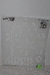 "**MBAMG #009-364  ""1992 Plaid 28331 Peppermint Christmas Stencil"""