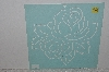 "MBAMG #009-351  ""Older From Stencil House Rose Quilt Stencil"""