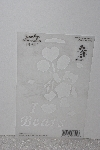 "**MBAMG #009-238  ""1995 Simply Stencils By Plaid #28101 I Love Bears"""