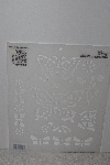 "**MBAMG #009-291  ""Simply Stencils By Plaid 1992 #28321 Spring Butterflys"""