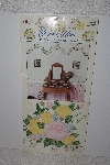 "MBAMG #009-468  ""1996 Elegant Home Stencil Decor By Plaid #29005 Rose Motif"""
