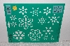 """SOLD""   MBAMG #009-512  ""1992 Simply Stencils By Plaid #28332 Snowflakes"