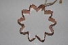 "MBAMG #099-094  ""Large Flower Copper Cookie Cutter"""