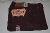 "MBAMG #100-0064  Size 11-30x32  ""1990's  Ladies DK Brown 501 Jeans"""