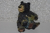 "**MBANG #524-0124 ""2005 Honey Bear Figurine"""