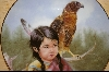 "**1989 "" Woodland Scouts"" by Artist Gregory Perillo"