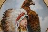 "**1989 "" Protector Of The Plains"" By Artist Gregory Perillo"