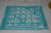 "**MBAMG #009B-0090 ""Large Native Blanket Stencil"""