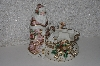 "+MBACF #00010-0022  ""1990's Fitz & Floyd  Classics Ceramic Christmas Candy Piece"""