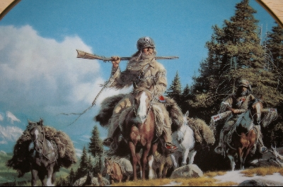 "+MBA #5-190   ""1990 ""Bringing Out The Furs"" by Artist Frank McCarthy"