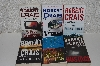 "MBACF #B-0066  ""Set Of 6 Pre-Owned Robert Crais Paperback Books"""