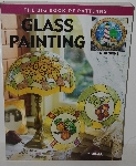 "MBA #1616-0142  ""The Big Book Of Patterns ""Glass Painting"""