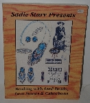 "MBA #1616-147  ""1993 Sadi Starr Presents Beading With Seed Beads, Gem Stones & Cabochons"""