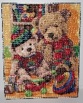 "MBA #2020-0002 ""Royal Paris Hand Beaded Tapestry"""