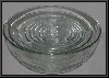 "MBA #2323-0017  ""Duralex Set Of 8 Clear Glass Stackable Bowls"""