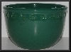 "+MBA #2323-0045  ""2003 Chantal Green Clover 7 Cup Mixing Bowl"""
