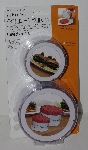 "MBA #2525-0102  ""2009 Kitchen Art Ajust-A-Burger 2 Piece Set"""