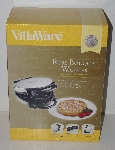 """SOLD""  MBA #2626-0142  ""VillaWare Rose Bouquet Waffler"":"