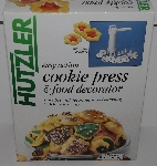 "MBA #2727-483   ""1998 Hutzler Easy Action Cookie Press & Food Decorator"""
