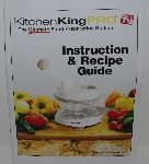 "MBA #2727-0232    ""2008 Kitchen King Pro 11 Piece Food Preparation Station (Grey)"""