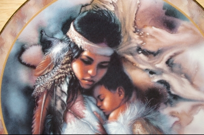 """SOLD""  1996 ""Gentle Embrace"" By Artist Lee Bogle"