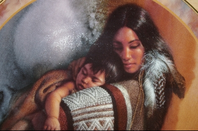 "+MBA #8-352  ""1996 ""Softest Caress"" By Artist Lee Bogle"