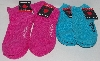 "MBA #3030-489   ""2004 Set Of 4 Pairs Joe Boxer Ladies Low Cut Socks"""