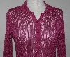 "MBA #3030-349   ""Pink New York City Design Co Knit Sweater"""