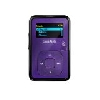 "MBA #3131-0029  ""SanDisk Purple Sansa Clip + Mp3 Player With Billboard Top Country Disk"""