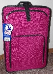 "MBA #3232-0156    ""American Tourister Hot Pink/Rose 6 Piece Luggage Set"""