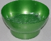 "MBA #3232-0110  ""Green Salad On Ice Serving Bowl"""