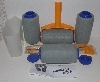 "MBA #3333-471   ""Paint Runner Self Contained Paint Roller System With 4/Rollers"""