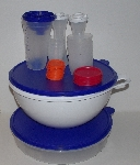 "MBA #3434-491   ""2004"" 30  Piece  Tupperware Set"""