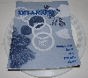 "MBA #3434-426   ""1994 Knit-A-Round Weaving Loom With Pattern Book"""