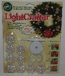 "MBA #3434-437   ""2003 Wilton Industries Hoilday Light Crafter Kit"""