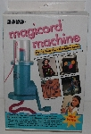 "MBA #3434-328  ""1994 Bond Kniting Systems Magicord Machine"""