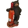 "MBA #3434-339    ""Don't Feed The Bears Grizzly Bear Wine Bottle Holder"""