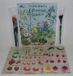 "MBA #3434-0191    ""1999 Donna Dewberry How To Paint Glorious Garden Set"""