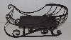 "MBA #3535-959    ""Large Table Top Metal Sleigh"""
