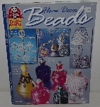 "MBA #3535-225   ""1999 Design Originals Home Decor Beads Paper Back"""