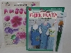 "MBA #3535-916   ""1996 Plaid Beginners Guide To Fabric Painting By Donna Dewberry"""
