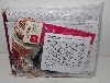 "MBA #3636-476   ""2007 Dimensions Marie Osmond Hoilday Mini Ornament Punch Needle Kit"""