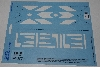 "MBA #3636-498   ""1990 Plaid Indian Lore Stencil"""