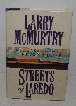 "MBA #3636-278   ""1993 Streets Of Laredo Hard Cover Book"""