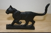1986 Wrought Iron Franklin Mint Collectors Cat