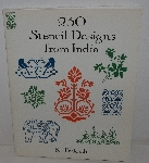 "MBA #3636-145   ""1996 ""250 Stencil Designs From India"" By K. Prakash"""